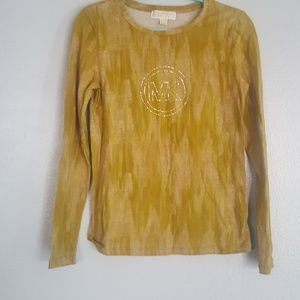 Long sleeve Michael Kors shirt